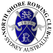 North Shore Rowing Club logo