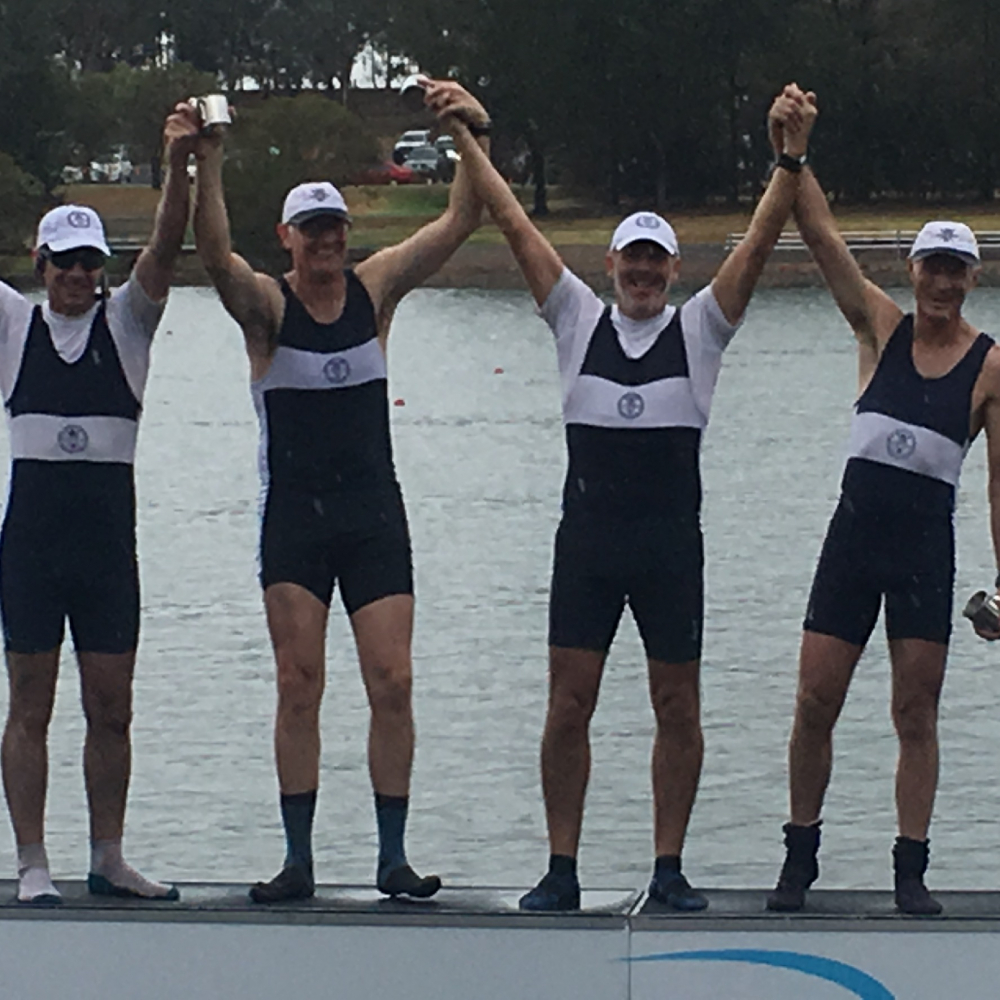 Winners are grinners!